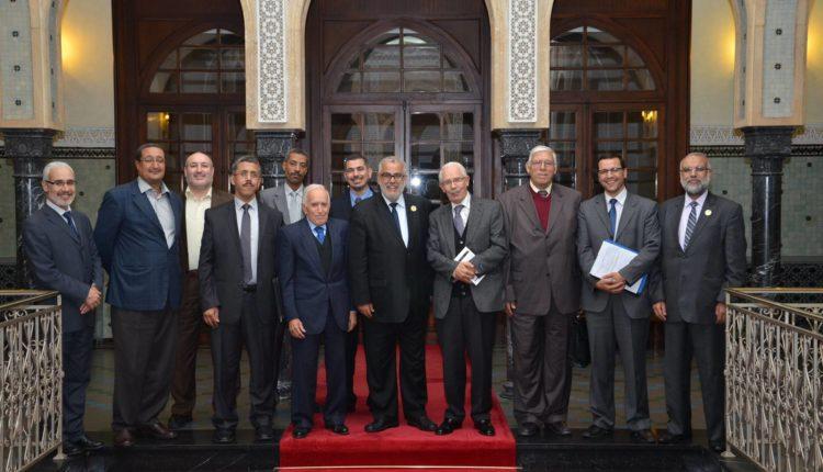مذكرة بخصوص حماية اللغة العربية وتطويرها وتنمية استعمالها